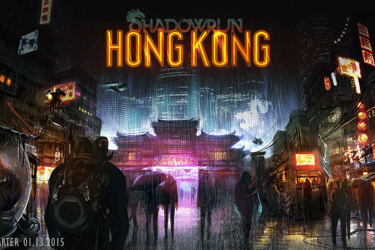 Shadowrun returns with a journey to cyberpunk Hong Kong and a new ...