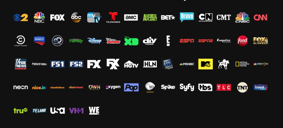 Playstation Vue Will Lose All Of Viacom S Channels On