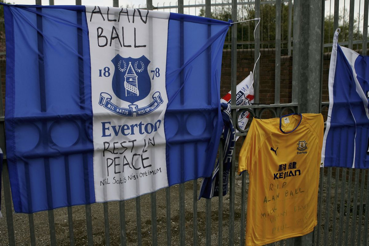 Tributes Paid To ?66 World Cup Winner Alan Ball