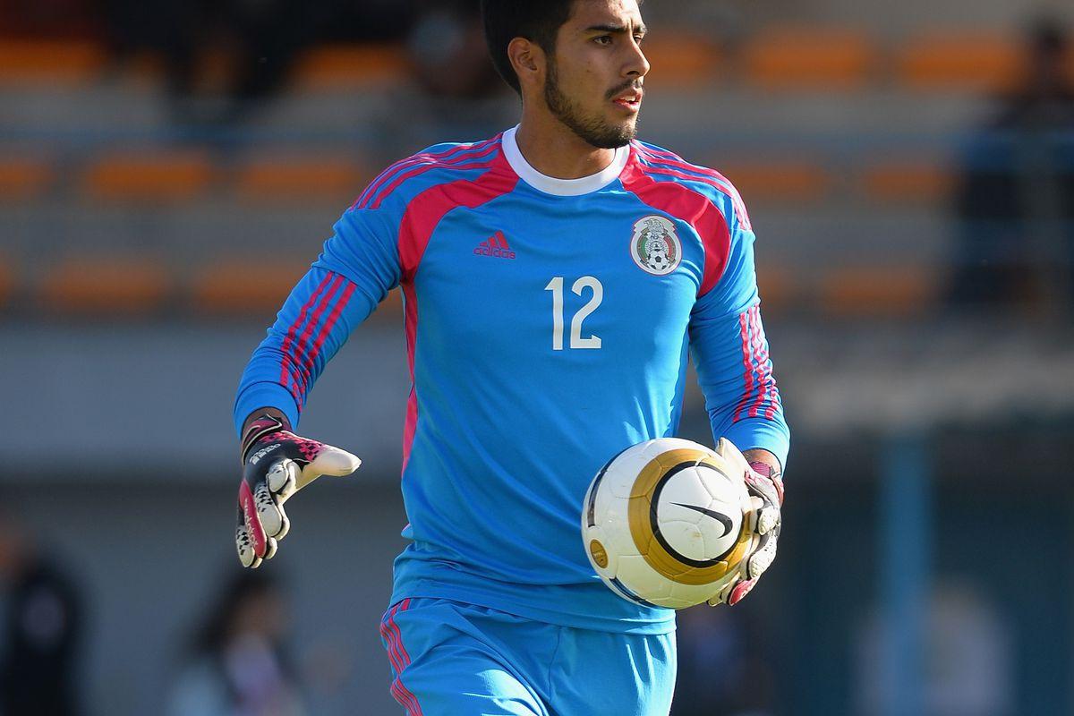 Chile v Mexico - Toulon Tournament Group A