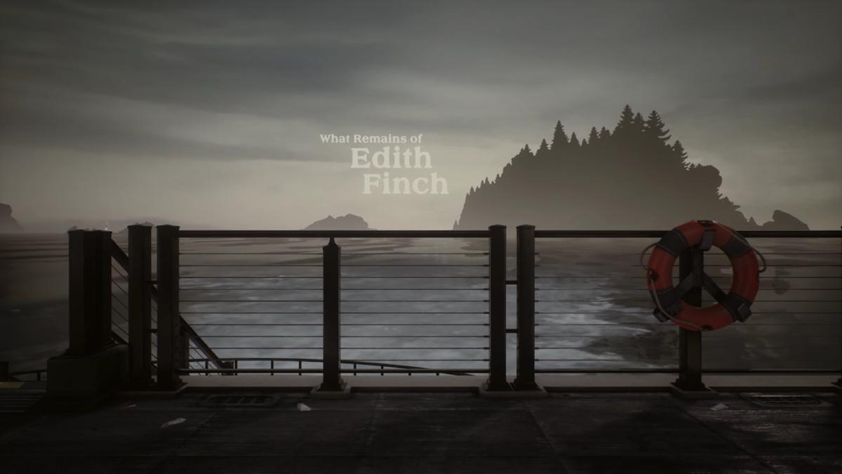 'What Remains of Edith Finch'<em> (GiantSparrow)</em>