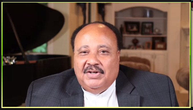 Martin Luther King III is chairman of the board of the Drum Major Institute, the civil rights organization run by the family of Dr. Martin Luther King, Jr.