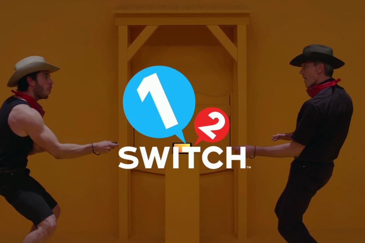 1 2 Switch cowboy screenshot 1280