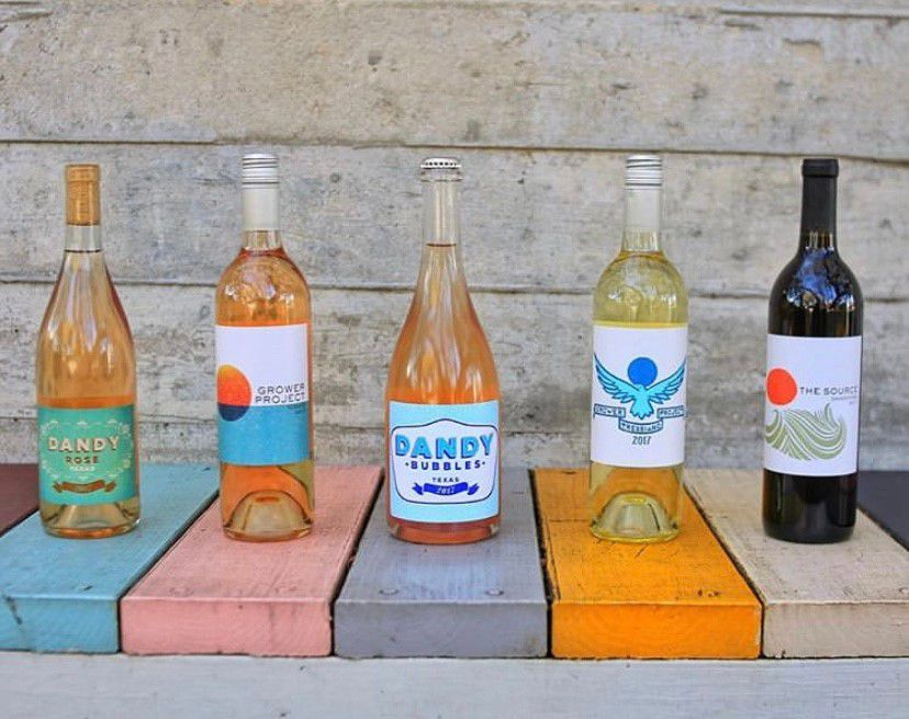Wines from Wine for the People