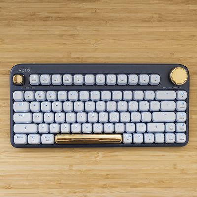 Azio Izo wireless mechanical keyboard review: form over function