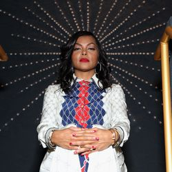 """Taraji P. Henson attends """"Refinery29's 29Room Chicago. 