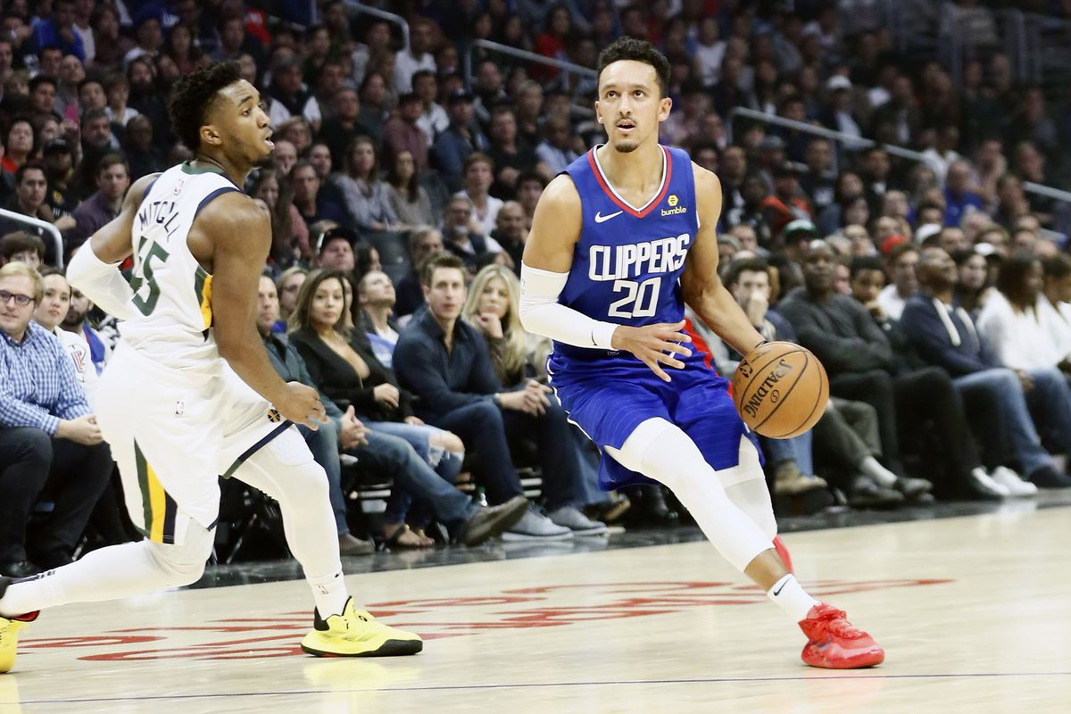Clippers Vs Jazz Preview And Game Thread Battle Between