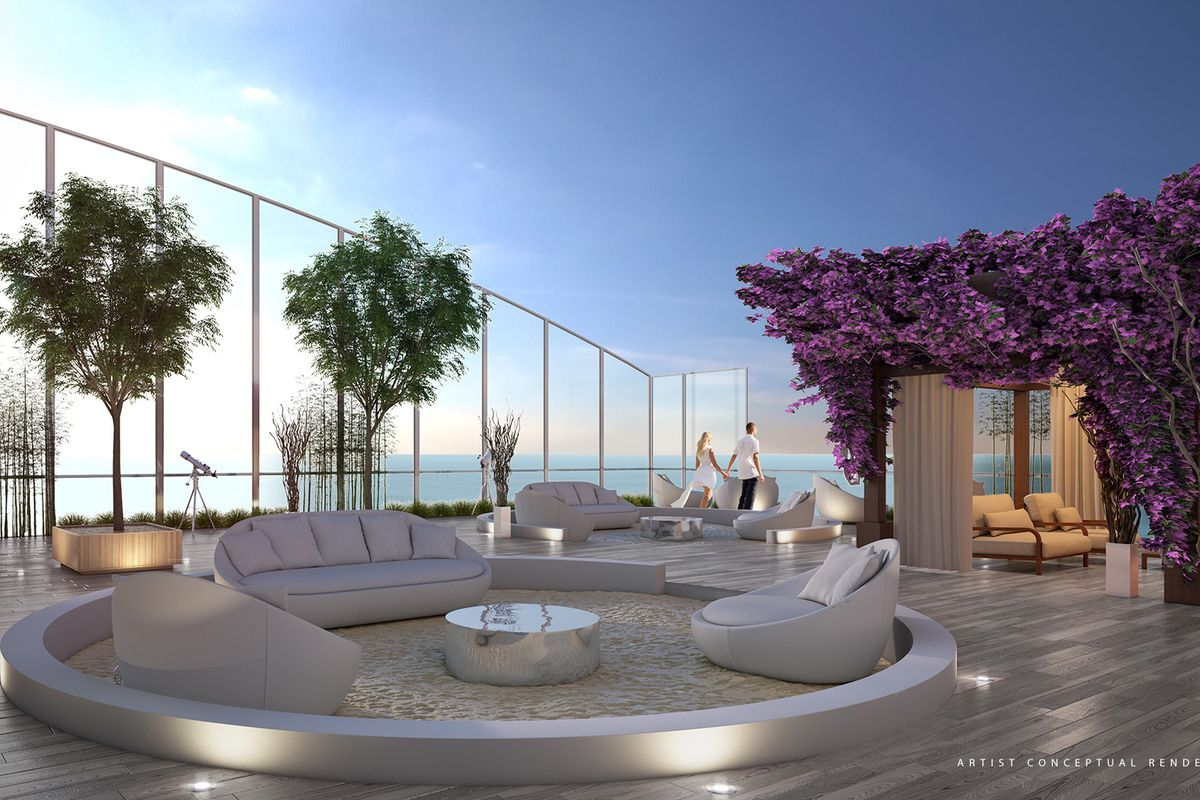 Miami Penthouses For Sale on San Francisco Penthouse