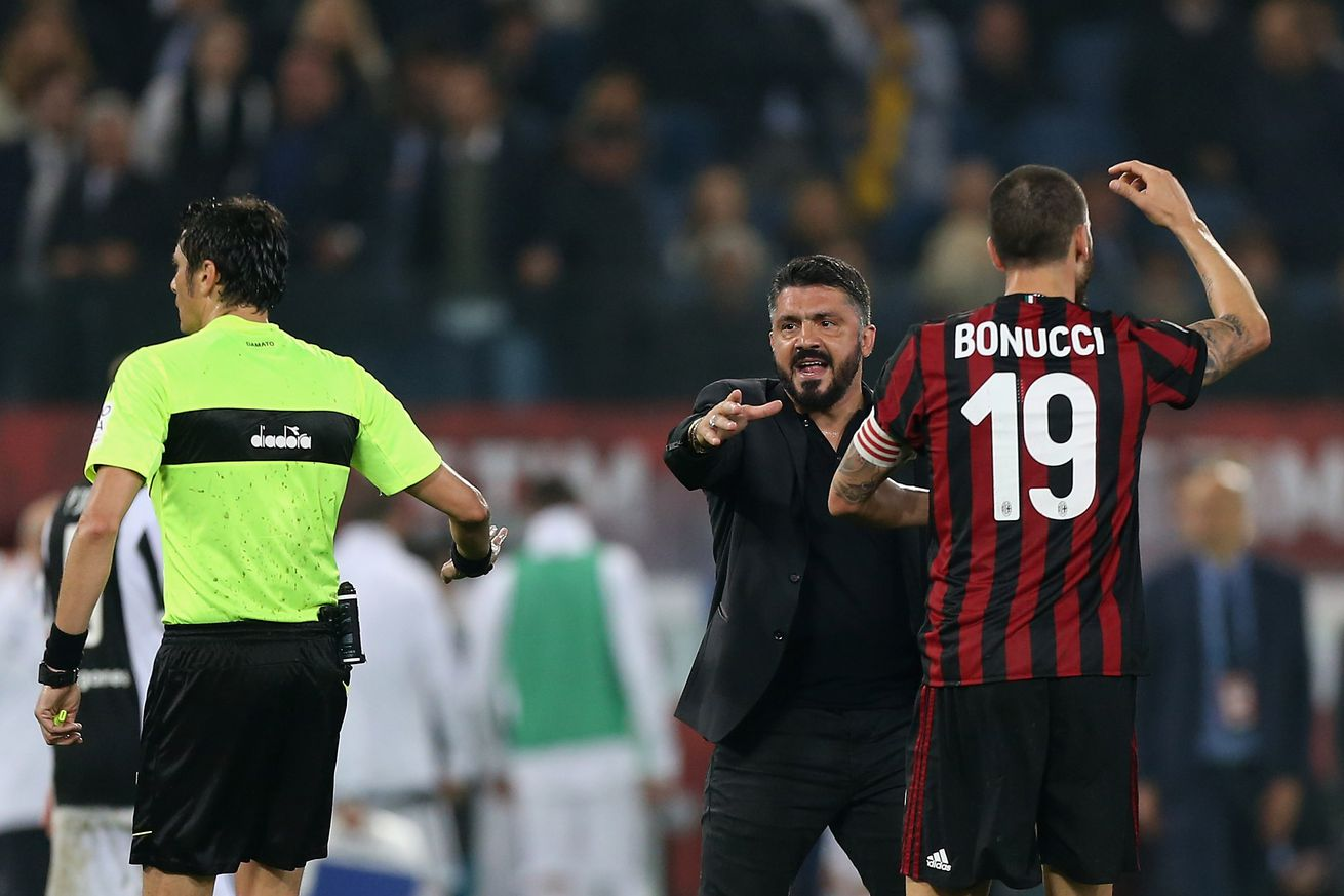 Rossoneri Round-up: Manchester United reportedly pondering shock move for Milan captain Bonucci