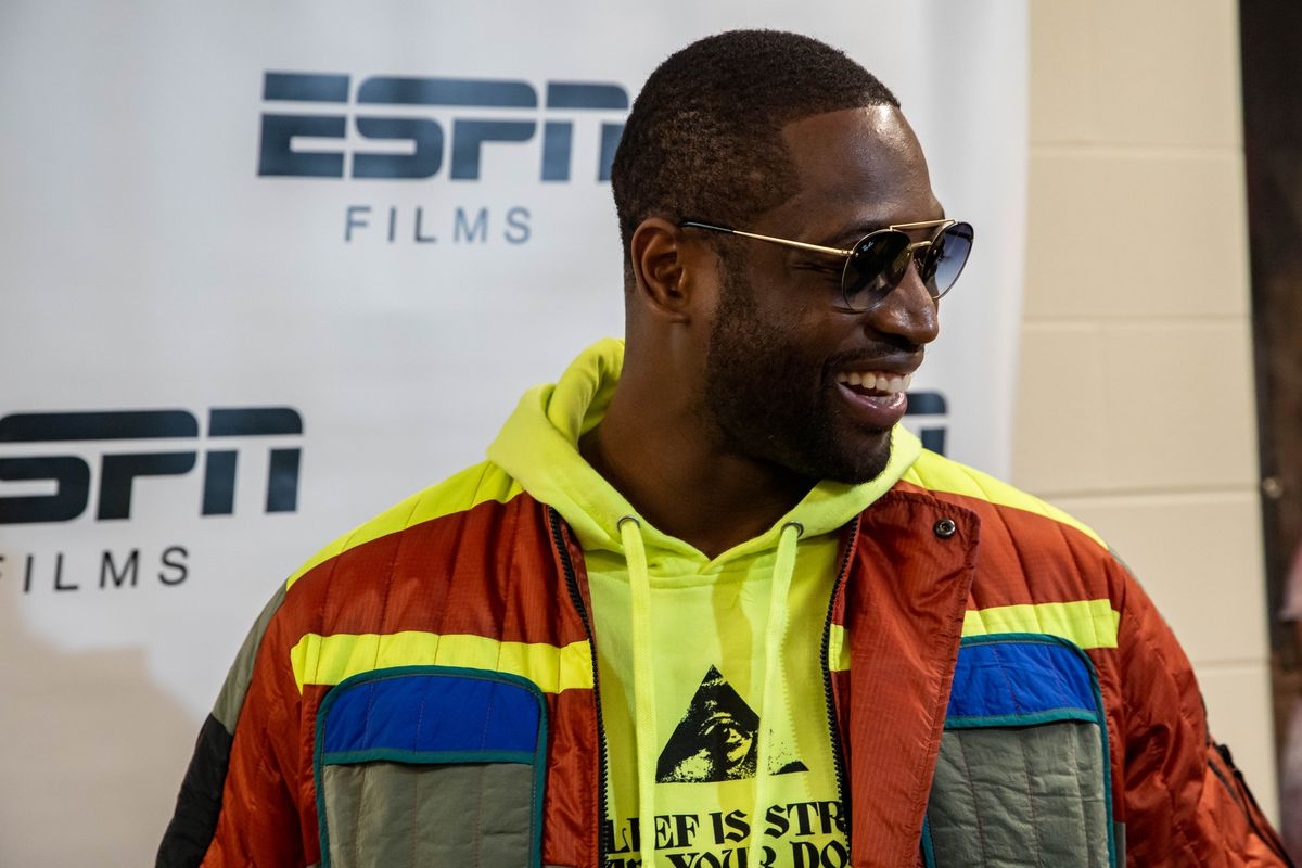 """Dwyane Wade will host and executive produce game show """"The Cube."""""""