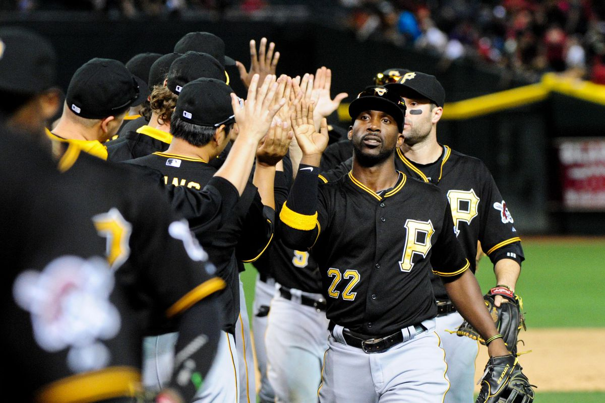 Pittsburgh has won eight out of their last 10 games, as the Cubs host the Pirates for a three game series.