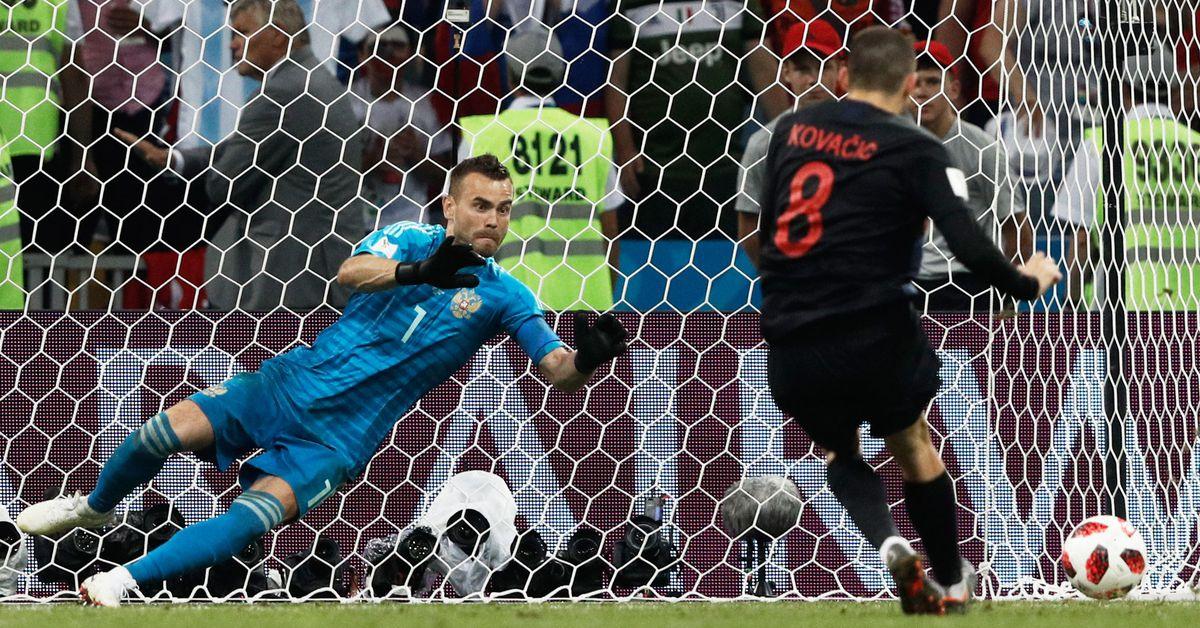 World Cup 2018: how soccer teams win penalty kick shootouts