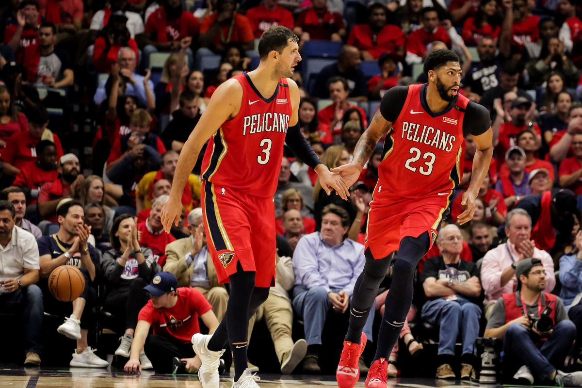 88ffd4e28da0 Anthony Davis and New Orleans Pelicans changing what it means to ...