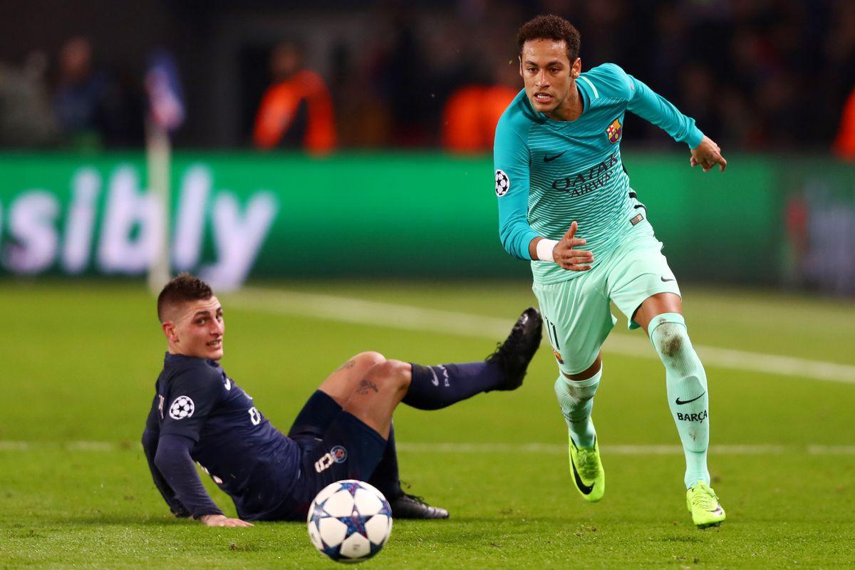 Image result for Neymar Verratti