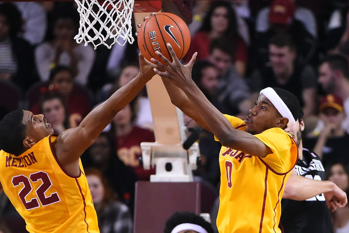 NCAA Basketball: Stanford at Southern California