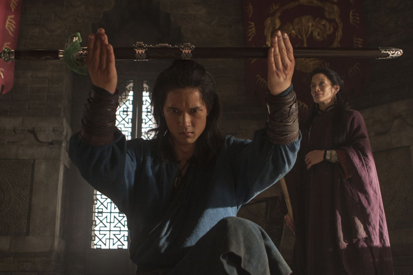 Crouching Tiger, Hidden Dragon: Sword of Destiny shrinks the