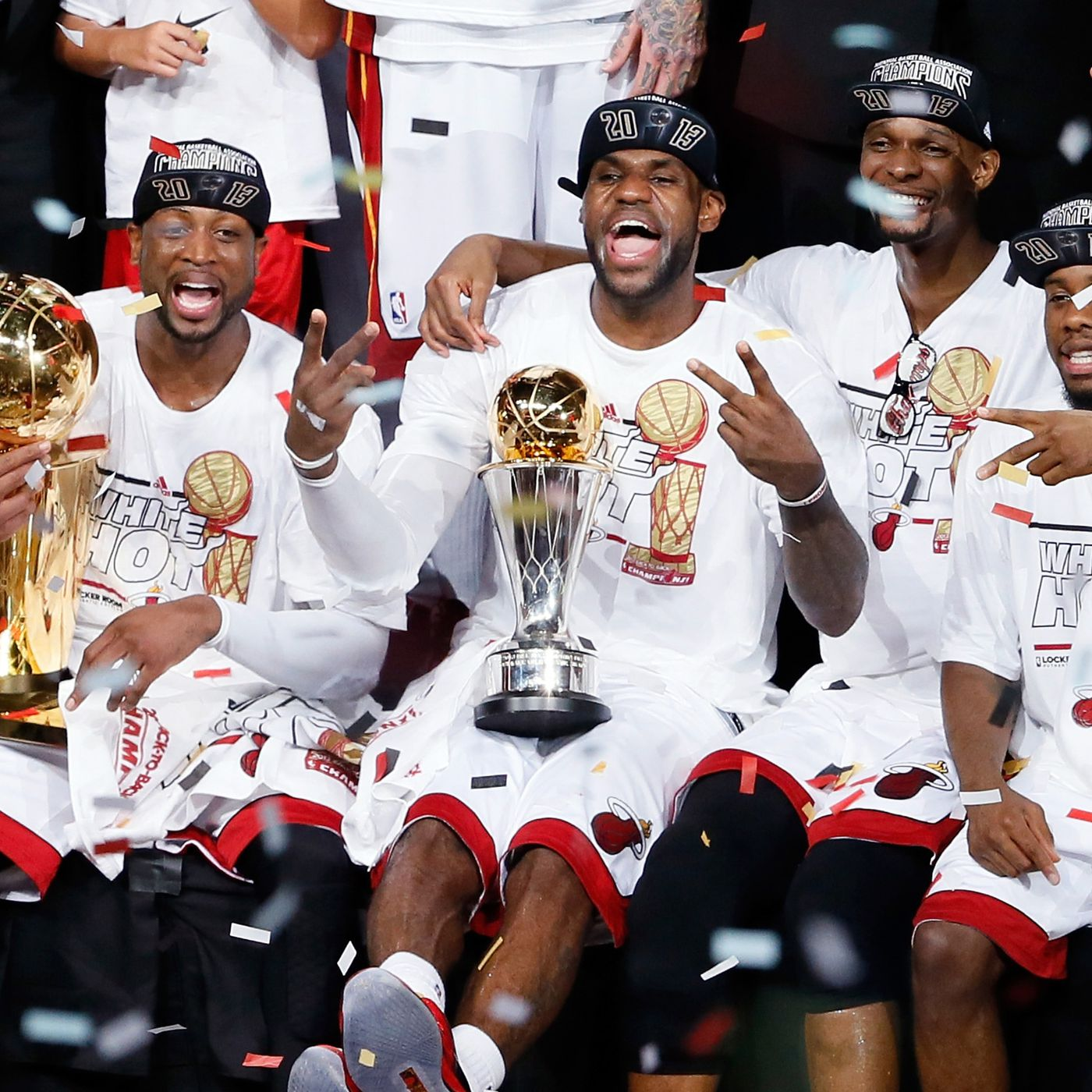 NBA Finals 2013: This is what the Heat did while you slept ...