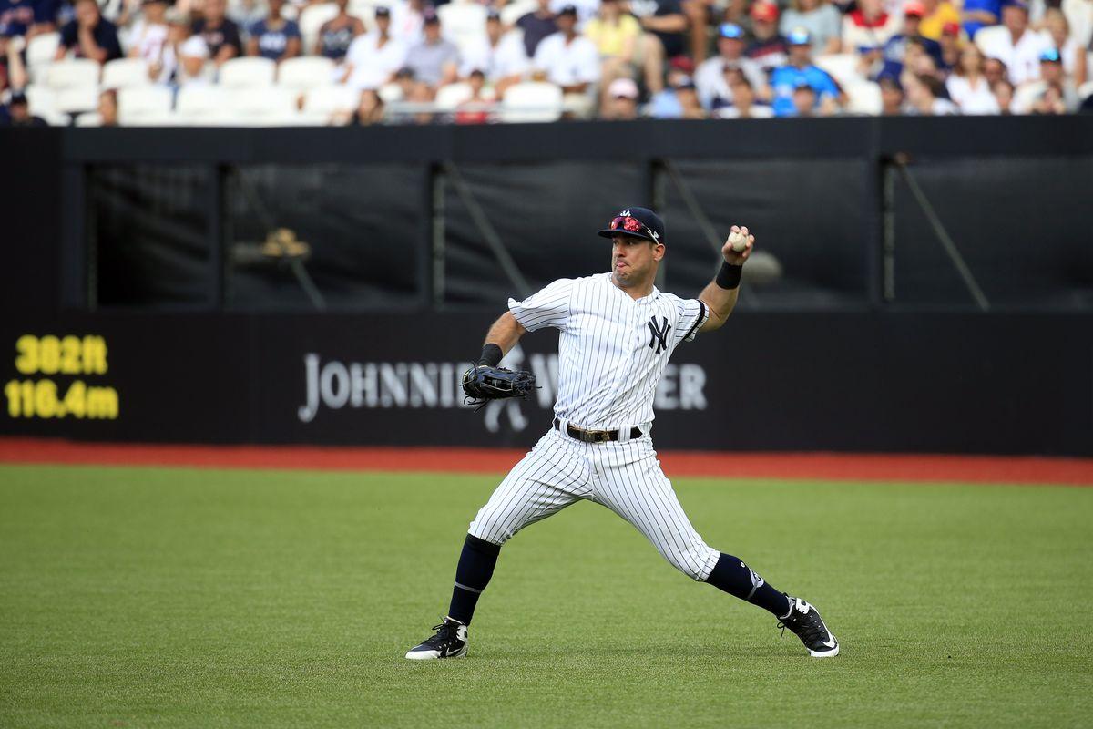 2019 London Series Game 2: New York Yankees v. Boston Red Sox