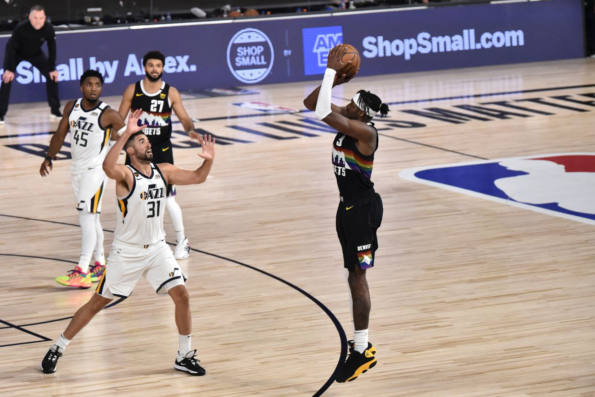 Utah Jazz v Denver Nuggets - Game Five