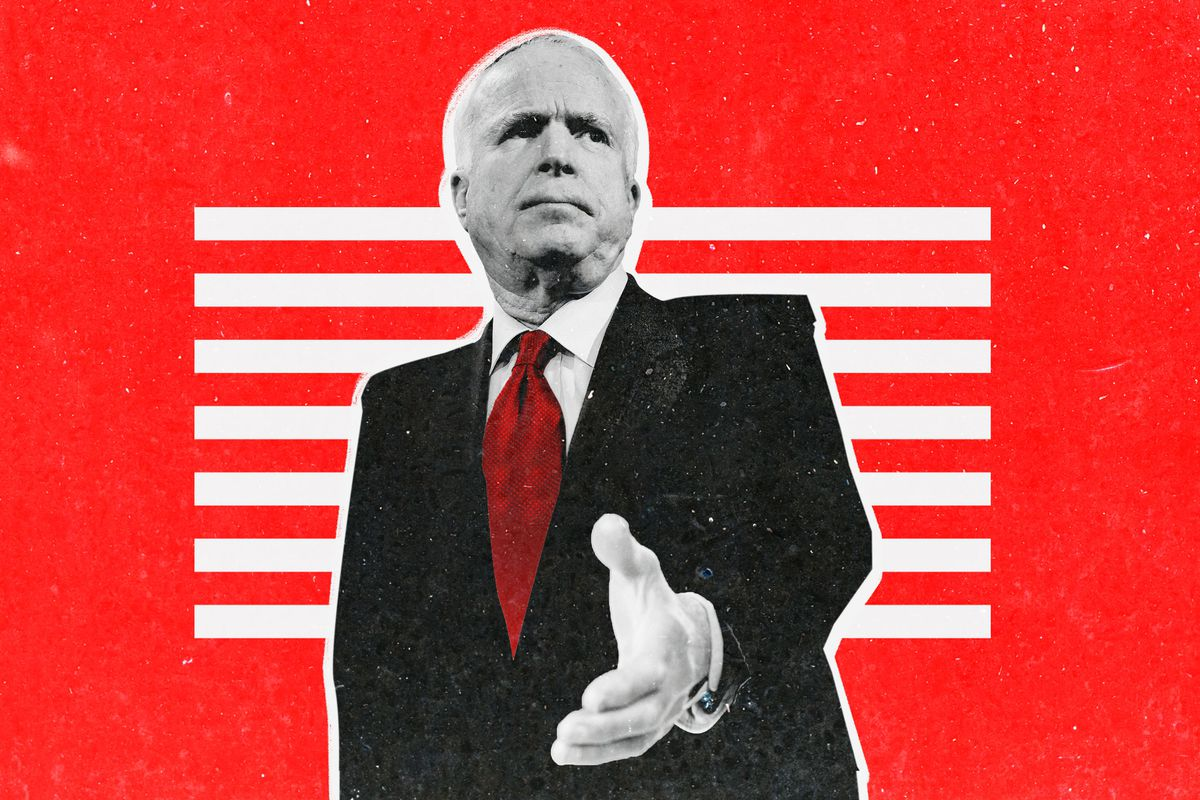 b6e62f569f0 John McCain Will Have the Legacy of a Maverick Icon Forever. And We ...