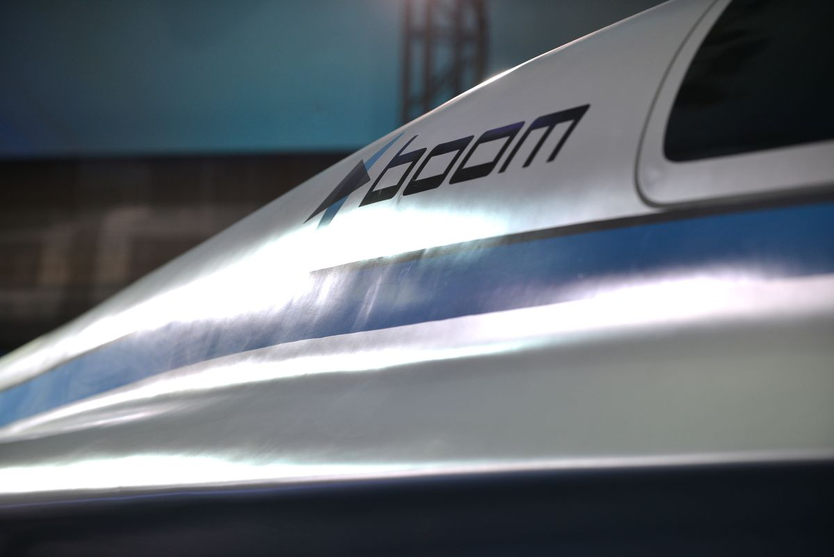 Is United's green supersonic jet too good to be true? 1