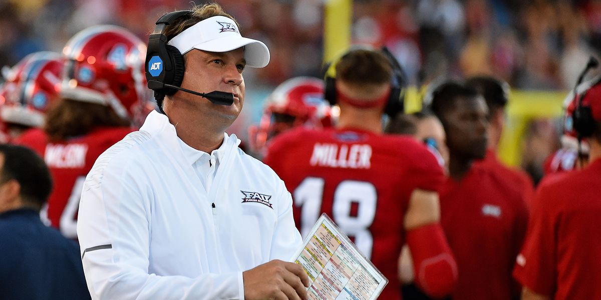 Lane Kiffin's recruited 4 middle schoolers, including two
