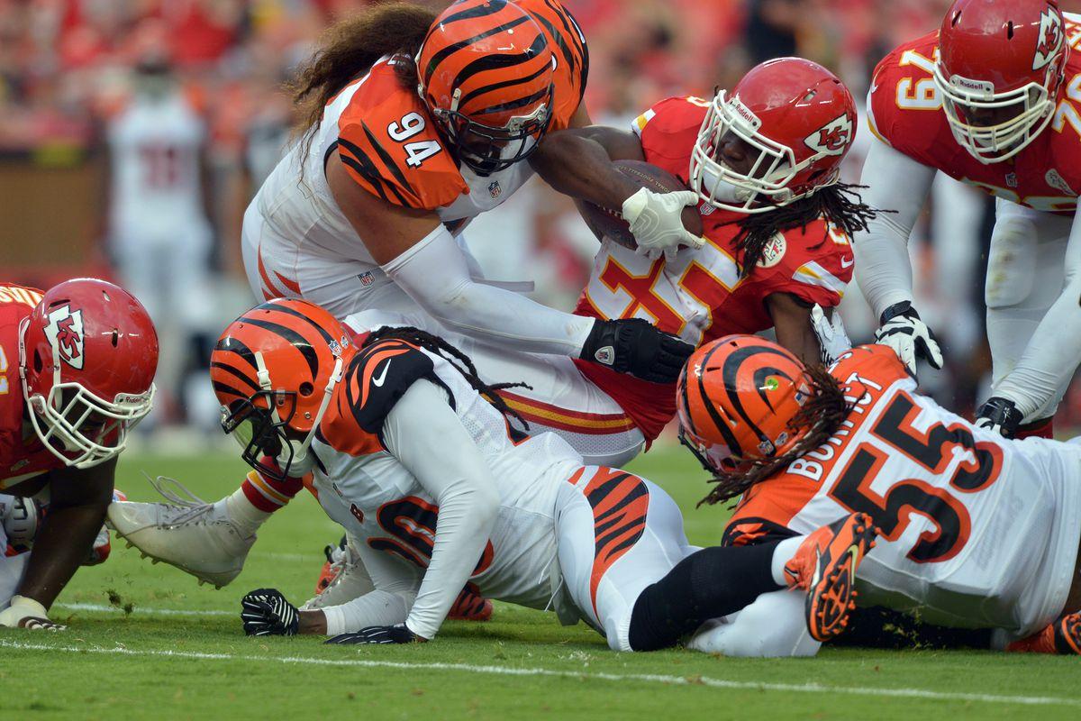 PRIMER: Kansas City Chiefs (1-2) at Cincinnati Bengals (3-0)