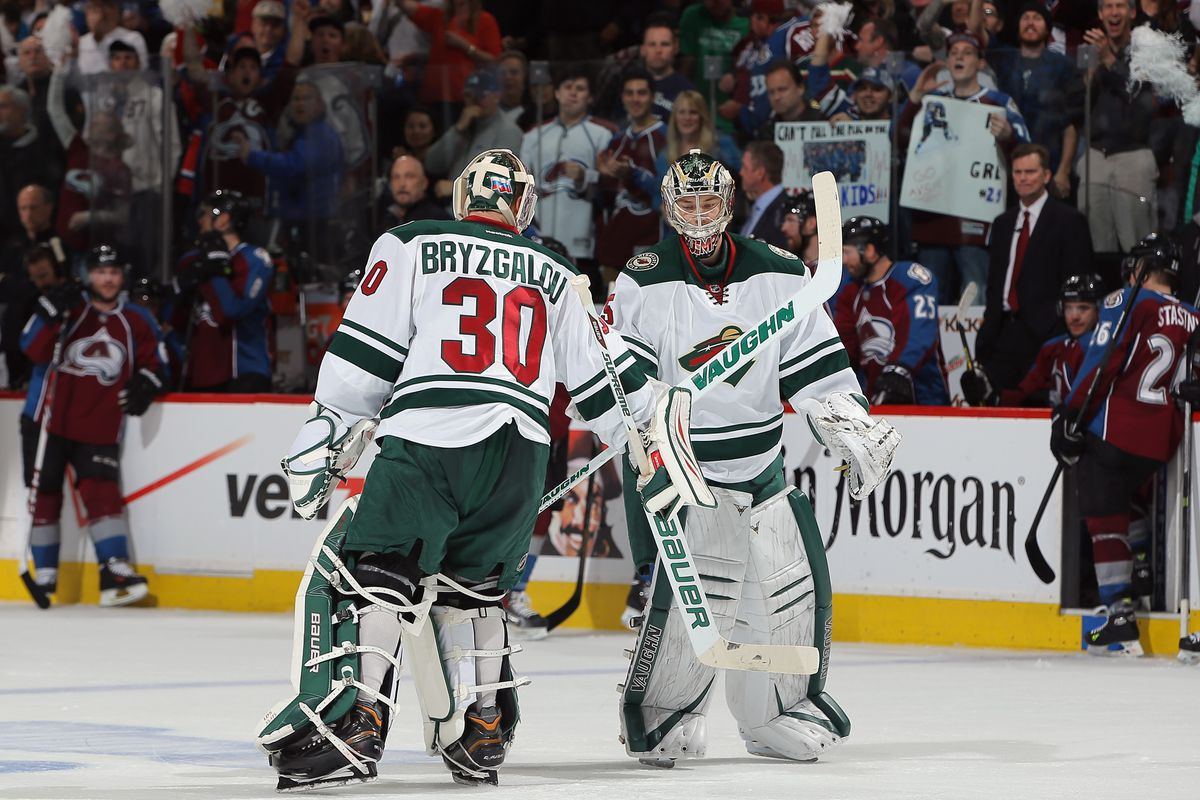 Could both Ilya Bryzgalov and Darcy Kuemper make the Wild's Opening Day Roster?