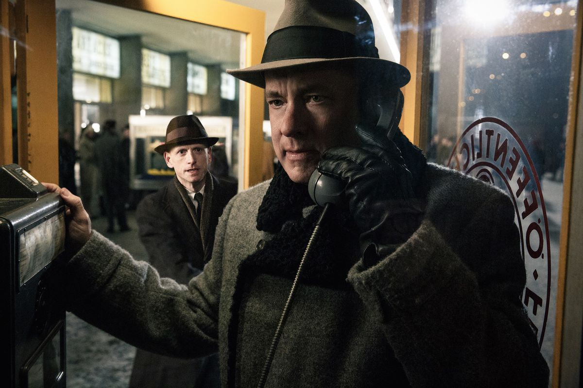 Bridge of Spies Tom Hanks