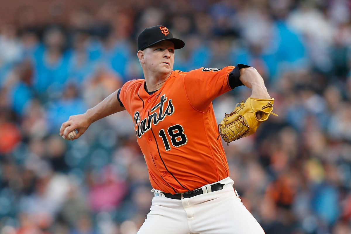 039294dac Would you undo Matt Cain's contract? - McCovey Chronicles