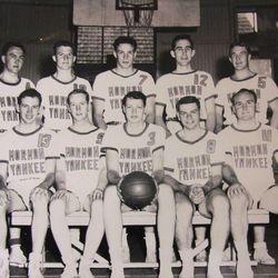 Mormon Yankees in 1956.