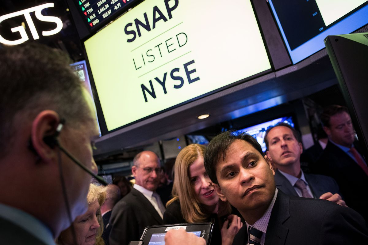Snap hired two new executives to replace departing Imran Khan, CEO Evan Spiegel's right hand man