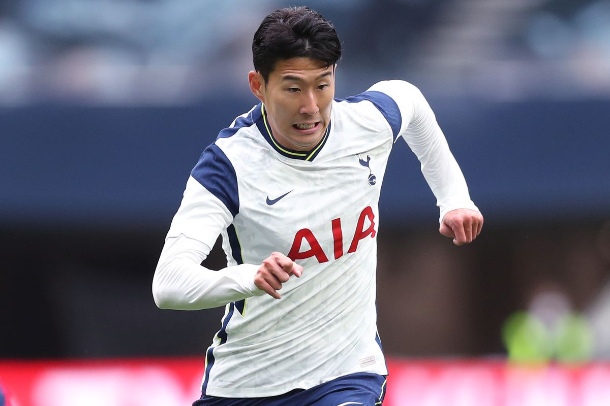 Heung-Min Son - Tottenham Hotspur - Premier League