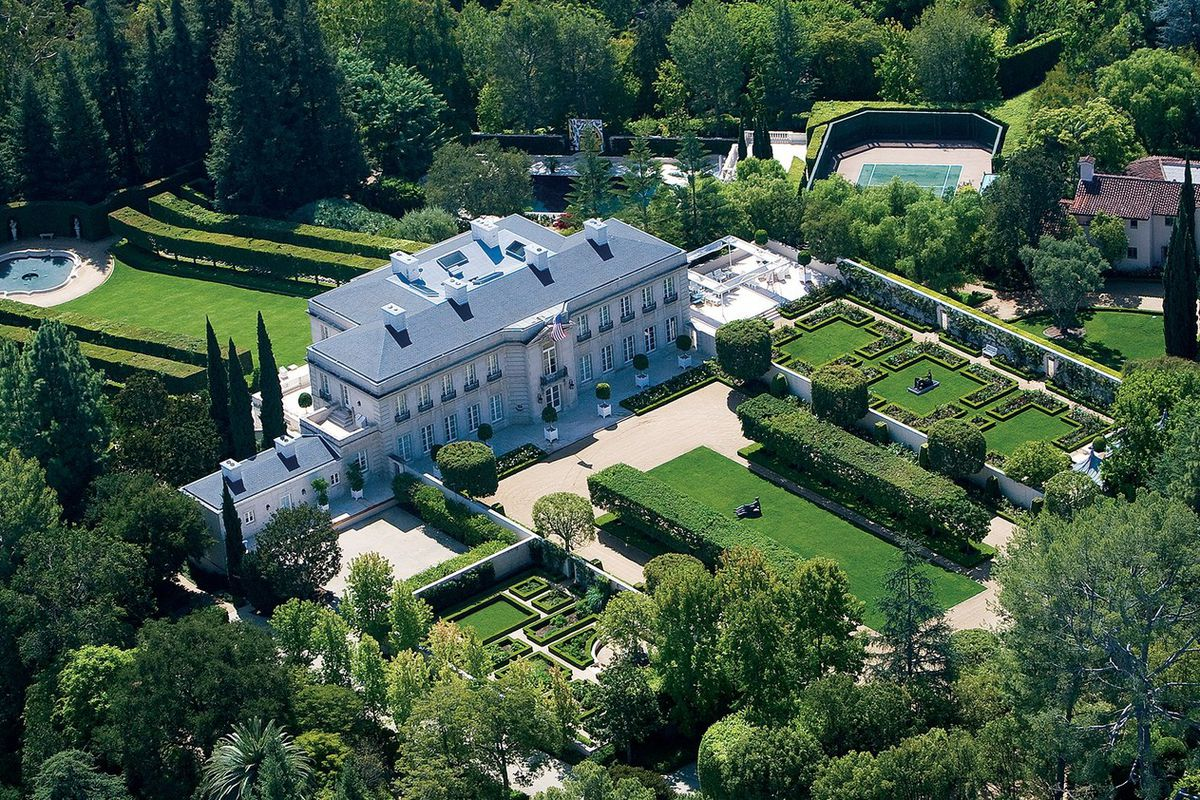 Asking $350M, America's Most Expensive Home Appeared on 'The Beverly Hillbillies'
