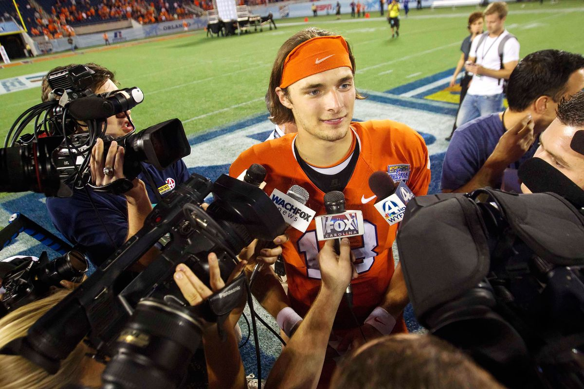 Cole Stoudt saved his best for last