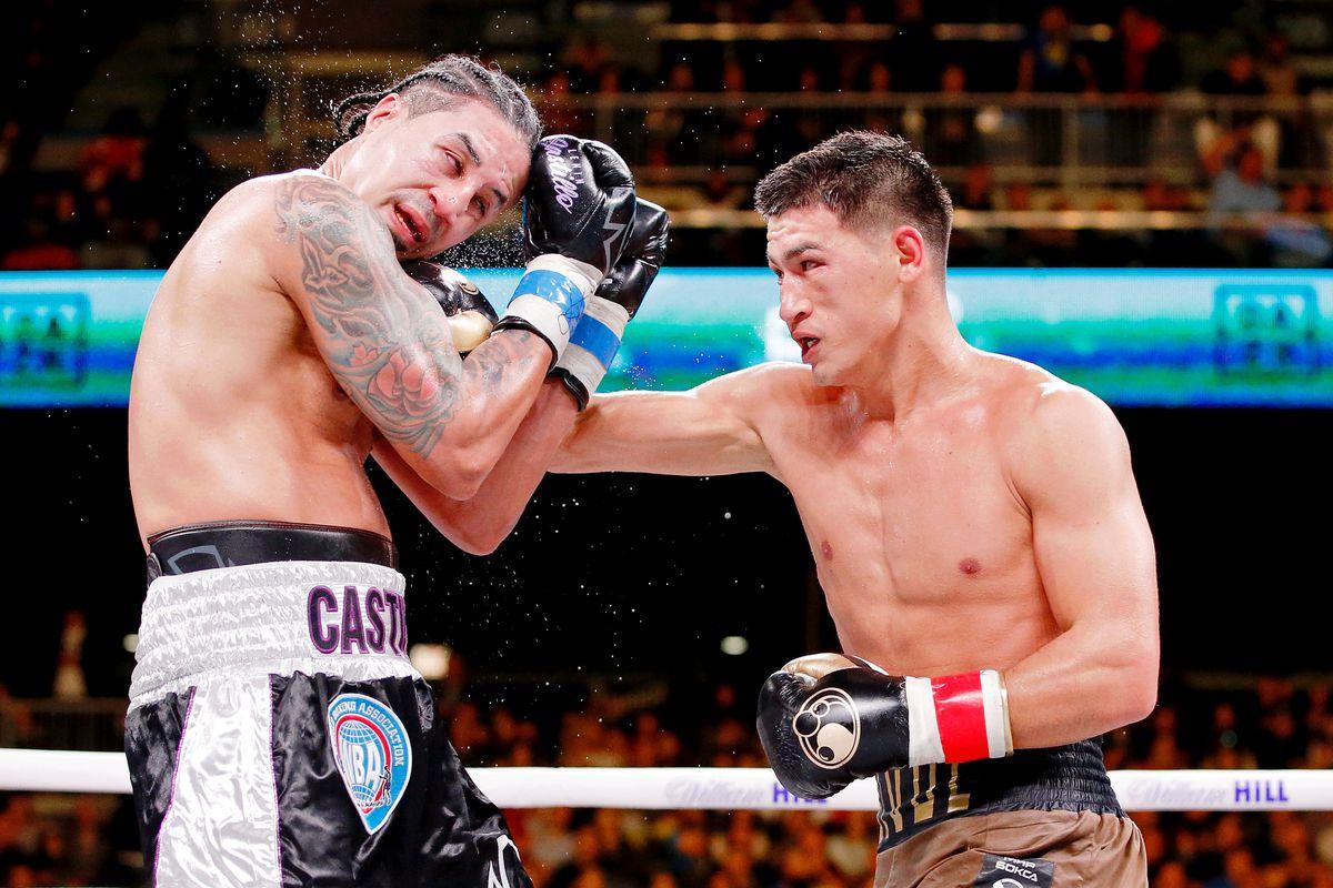 Boxing: Bivol vs Castillo