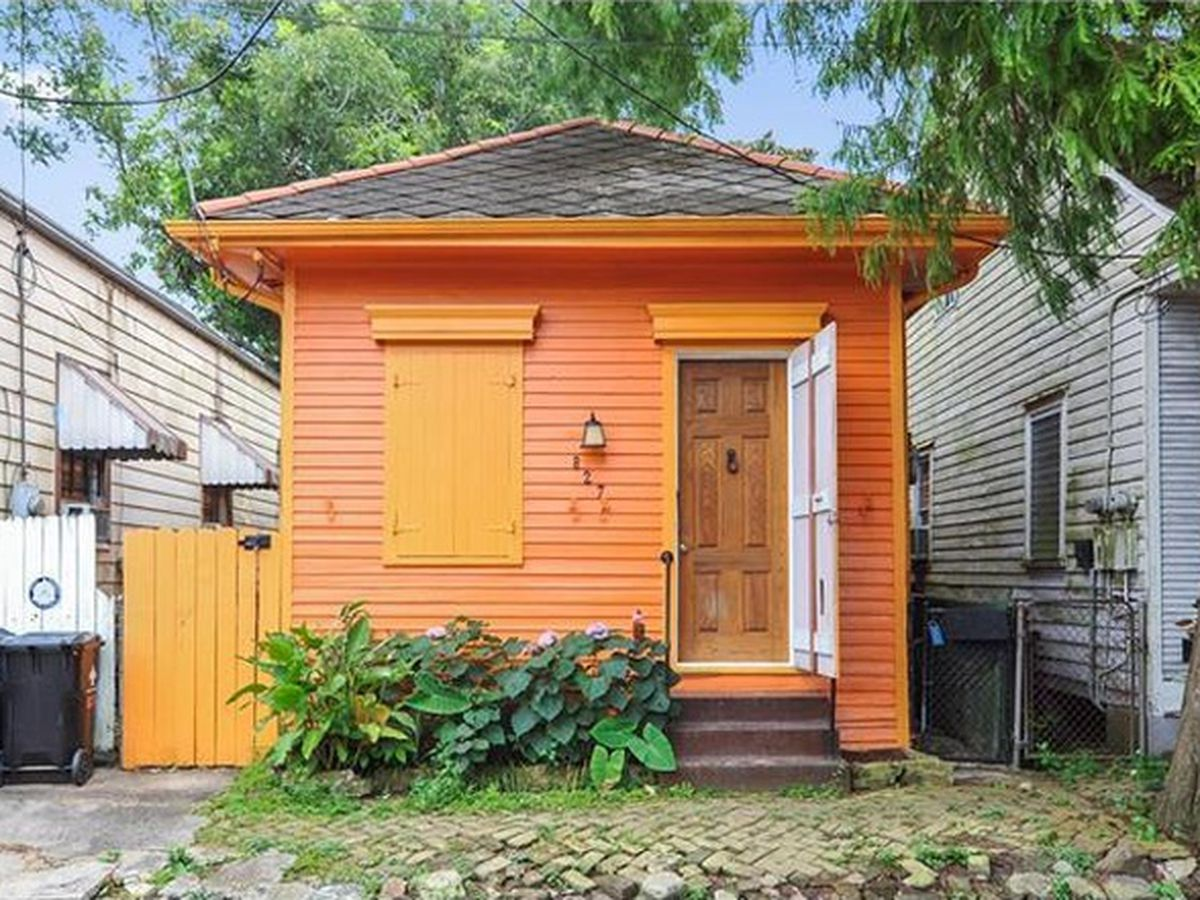 10 Smallest Single Family Homes For Sale In New Orleans