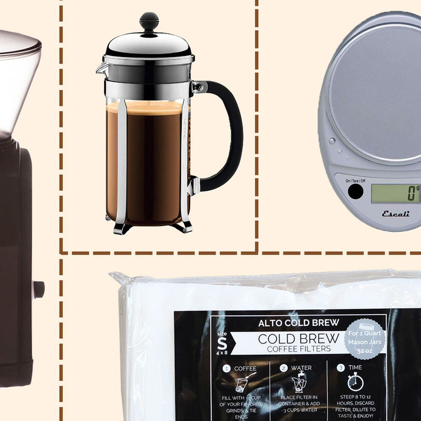 Everything You Need To Make Cold Brew Like The Pros Eater
