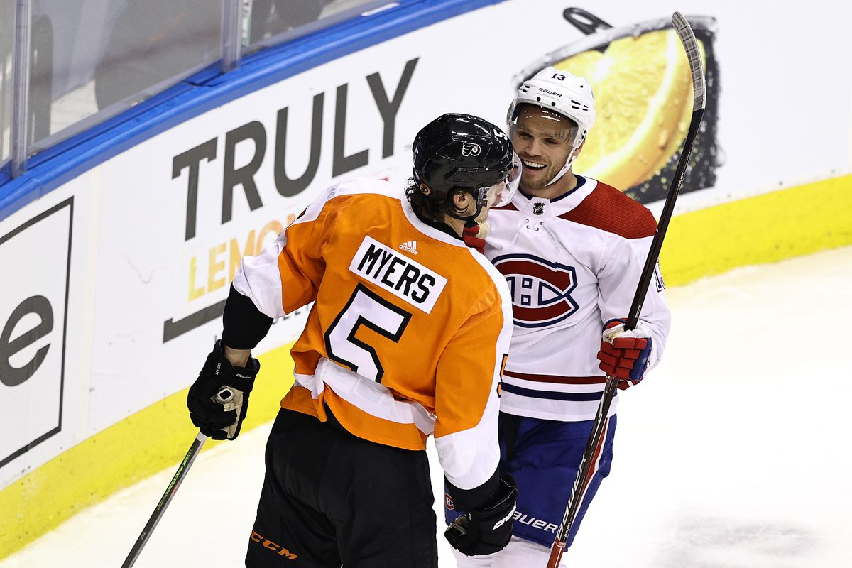 Montreal Canadiens v Philadelphia Flyers - Game Two
