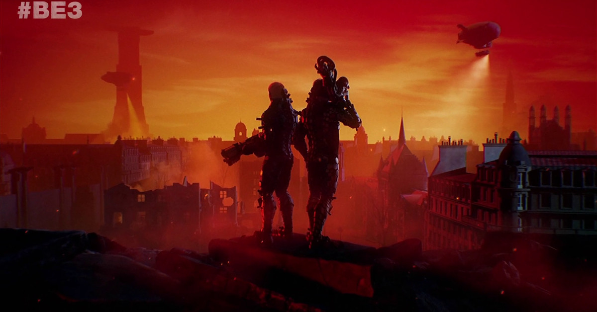 Wolfenstein Youngblood Is Coming In 2019 And Stars Bj S