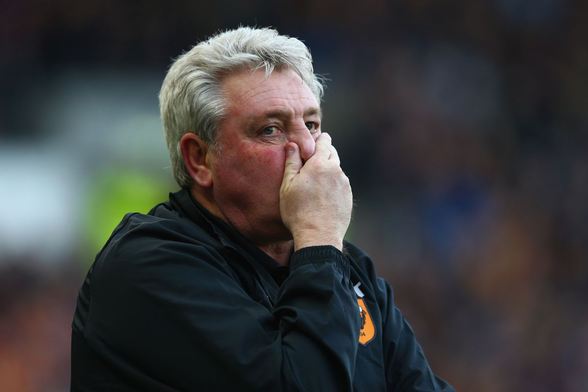 Is time running out for Steve Bruce and Hull City?