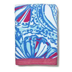 'My Fans' beach towel, $25