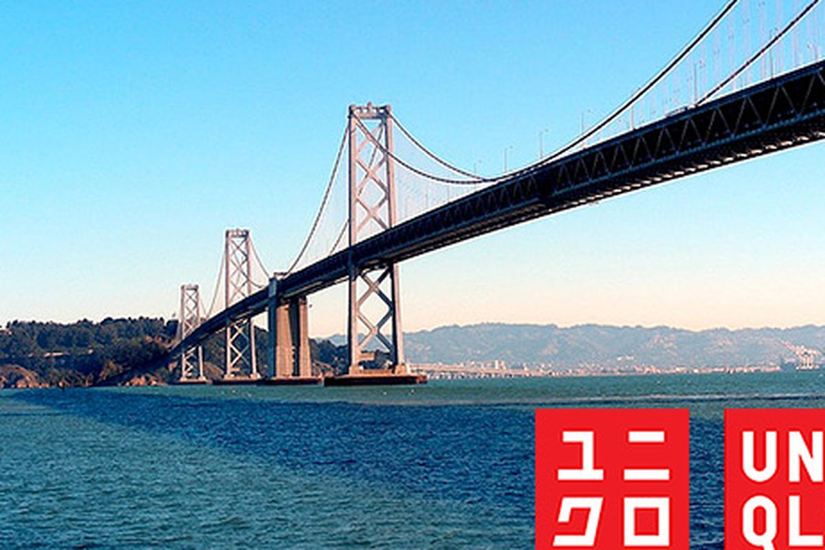 """The strategic West Coast move, via <a href=""""http://www.selectism.com/2012/04/10/uniqlo-coming-to-san-francisco-autumn-2012/"""">Selectism</a>"""