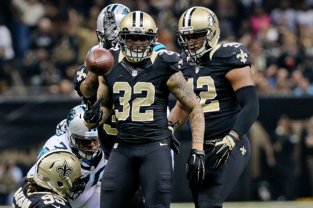 Kenny Vaccaro will be in New Orleans through at least 2017