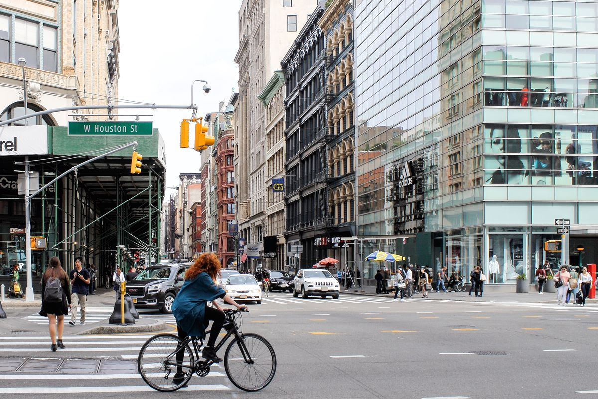 b5a57aeff703 Four New Yorkers who use cycling as their primary mode of transportation  sound off