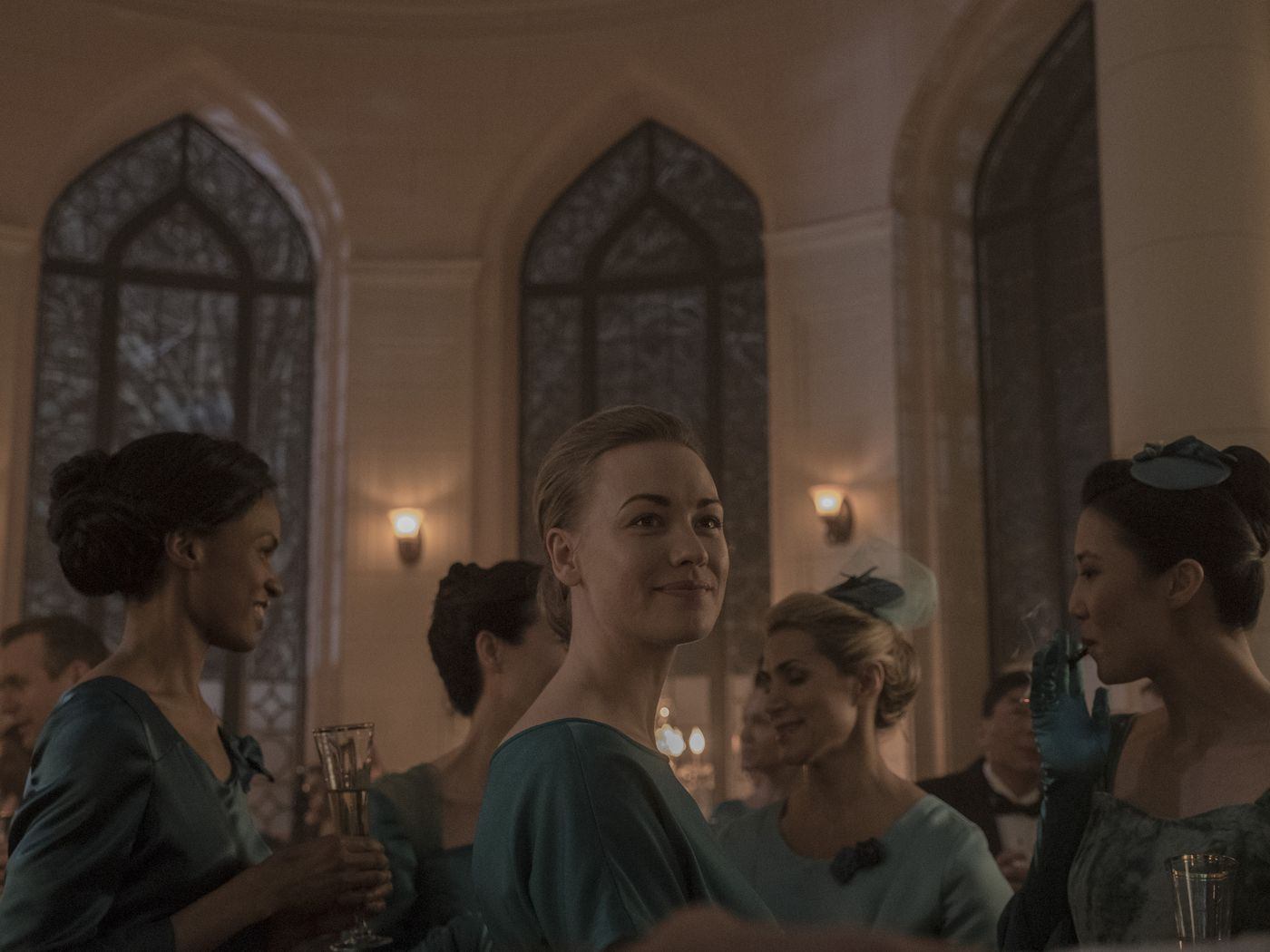 "The Handmaid's Tale season 3, episode 7: ""Under His Eye"" is"