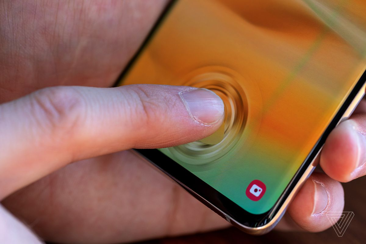 Samsung's Galaxy S10 fingerprint sensor fooled by 3D printed