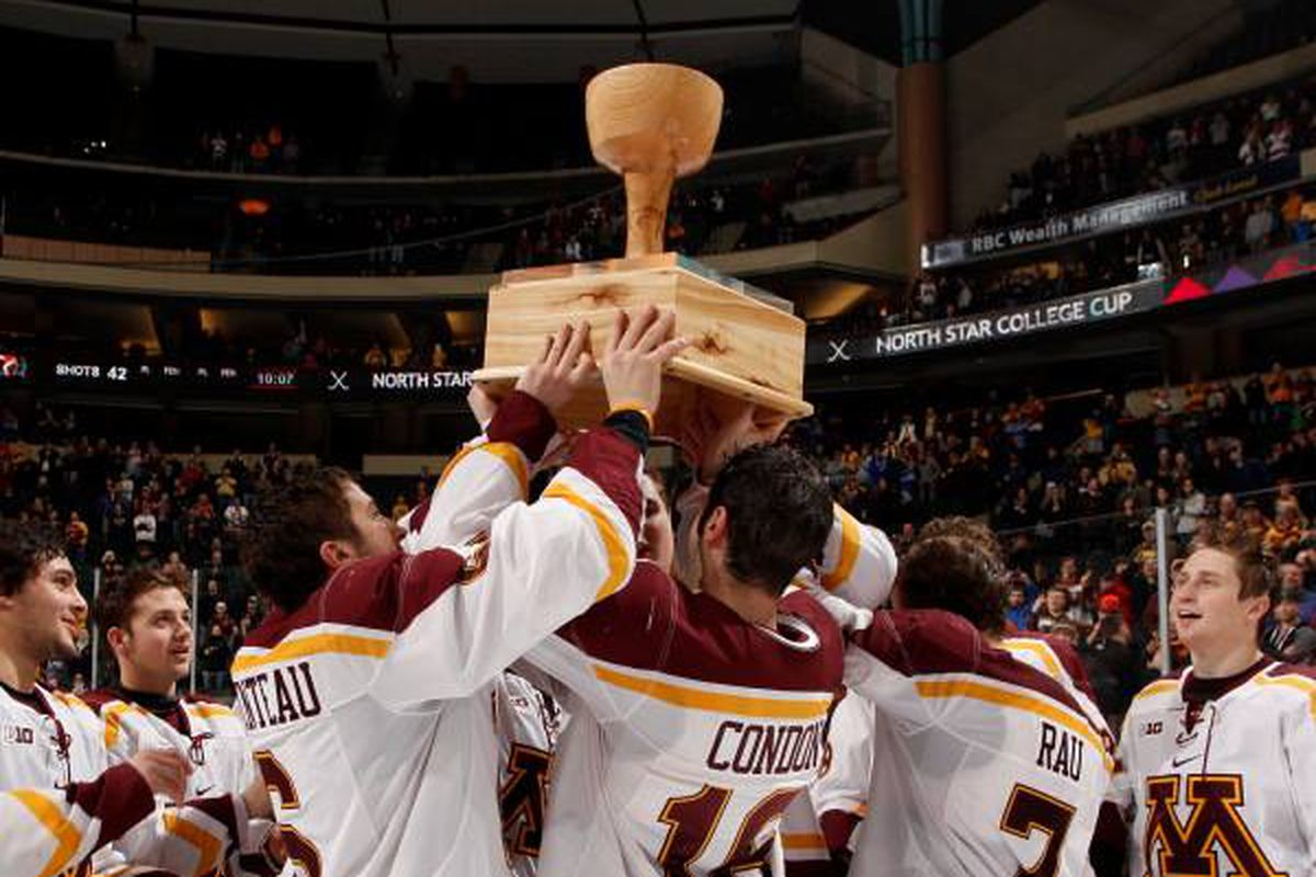 You can have this trophy when you pry it from our cold, dead fingers.