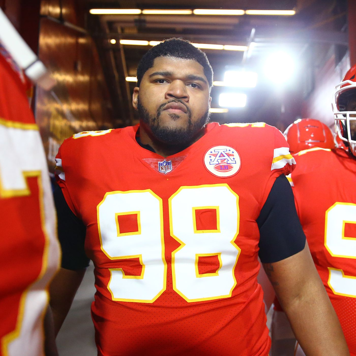 Chiefs Place Dt Xavier Williams On Injured Reserve Arrowhead Pride