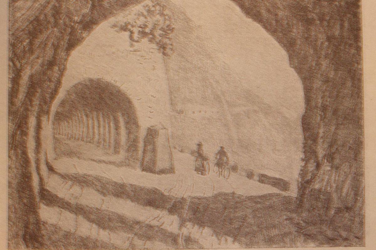 Simplonpass Tunnels